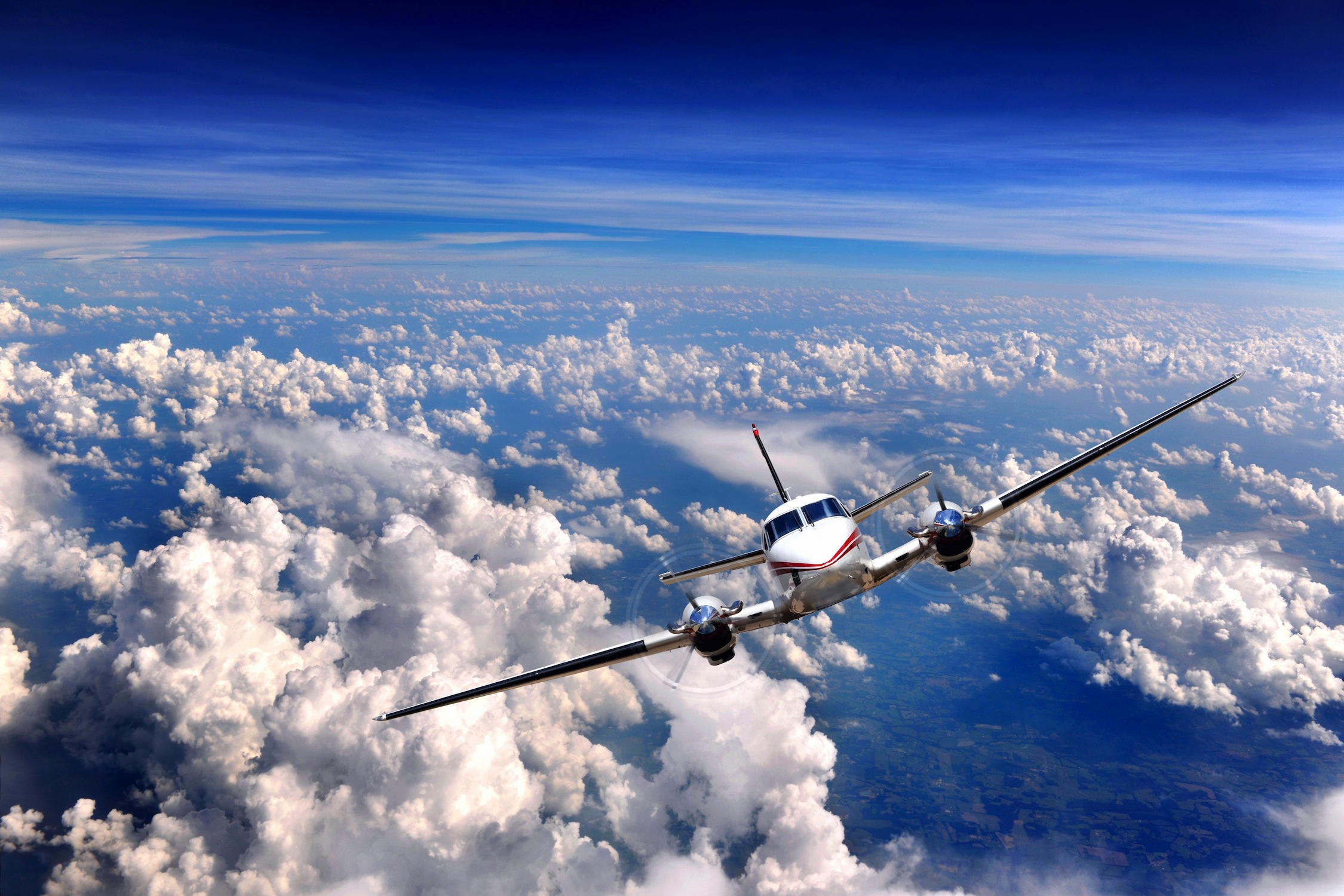 Avion Selfie tapisserie