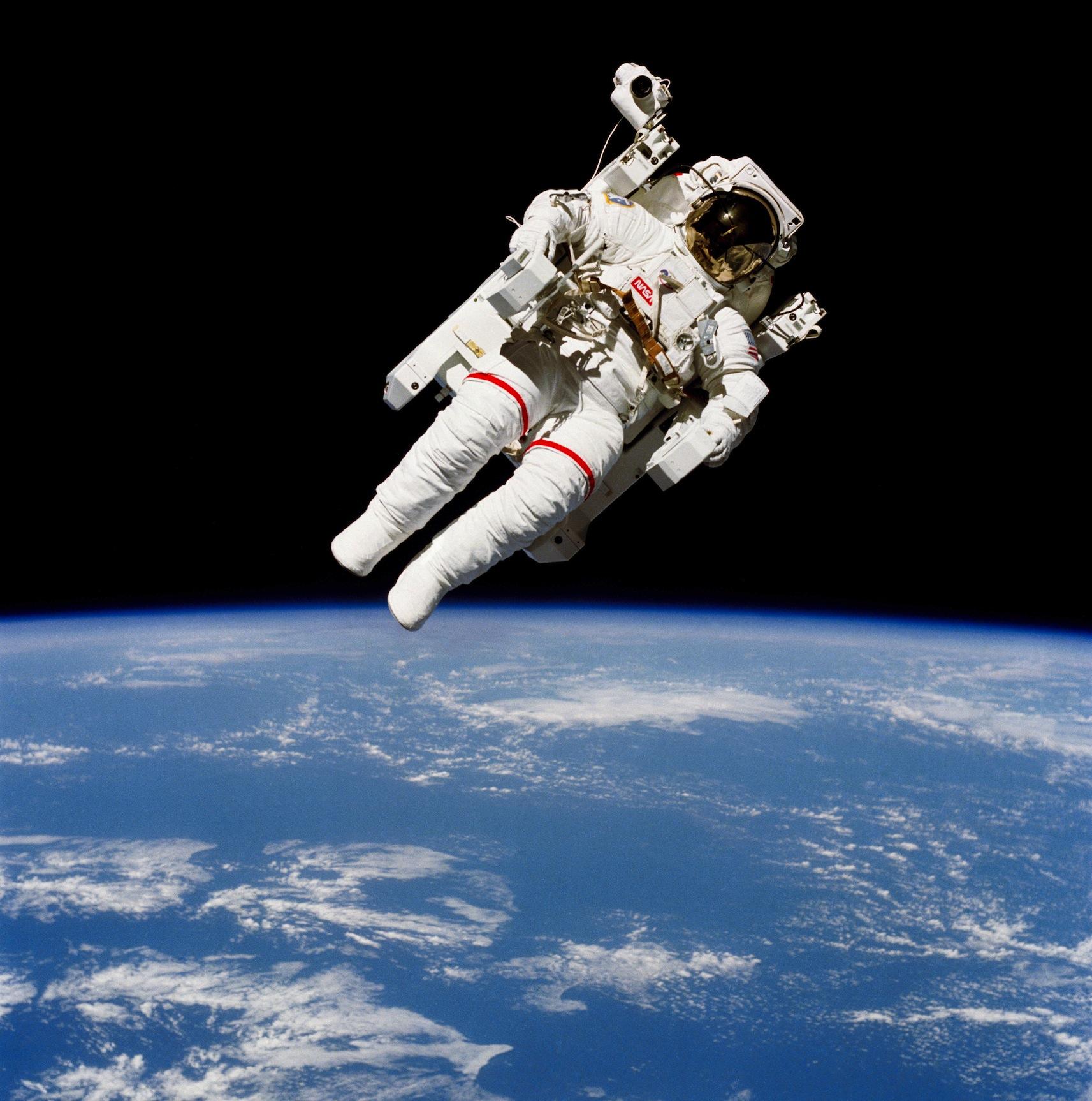 Astronaute tapisserie