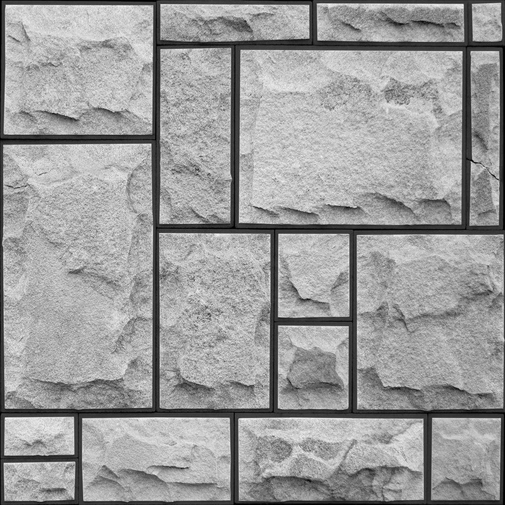 Mur de pierre grise tapisserie murale