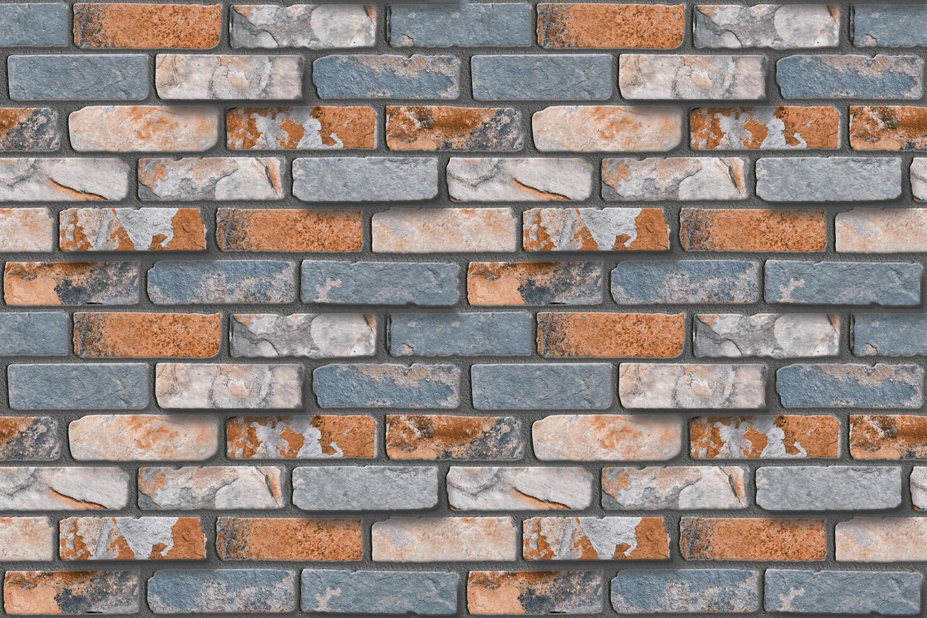 Briques naturelles papiers peints photo 3D