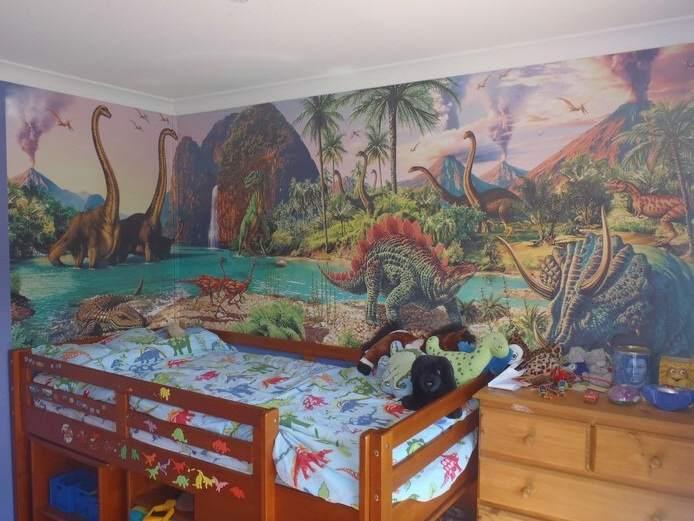 Papier peint pour chambre d'enfants