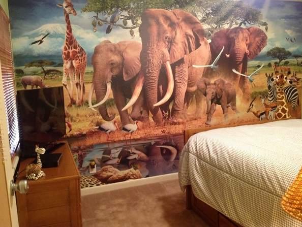 Papier peint pour les amoureux des animaux